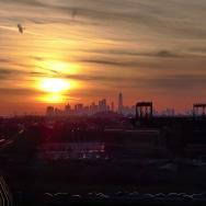 NYC from Hyatt Flushing NY