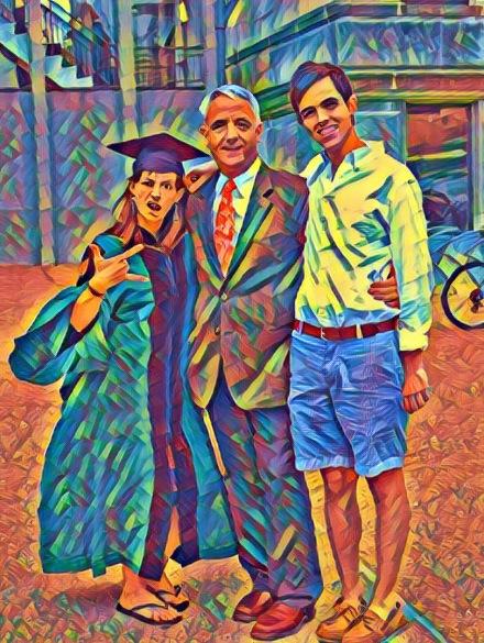 Alexandra's Graduation